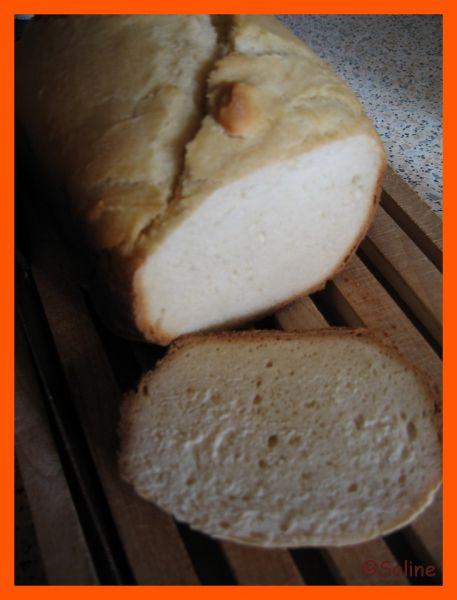 Soline cuisine pain de mie la machine pain - Pain de mie machine a pain ...