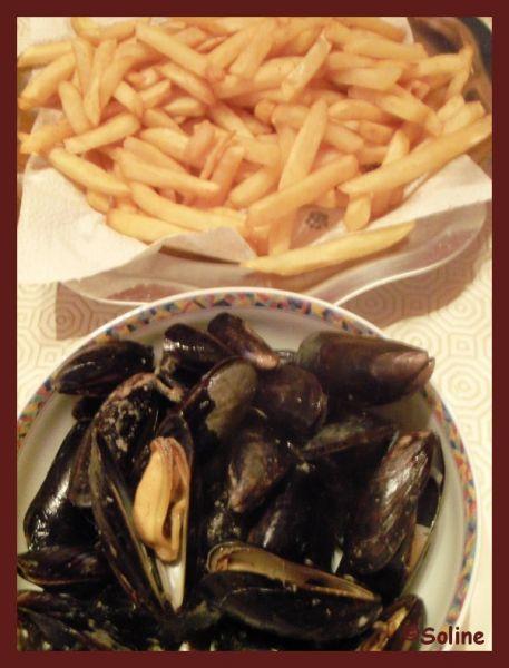 Moules marinières frites dans 03 - Plats 1005773soline
