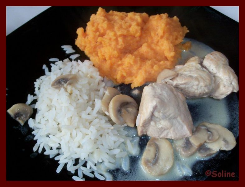 Purée de carottes dans 06 - Accompagnement des plats 1005881soline