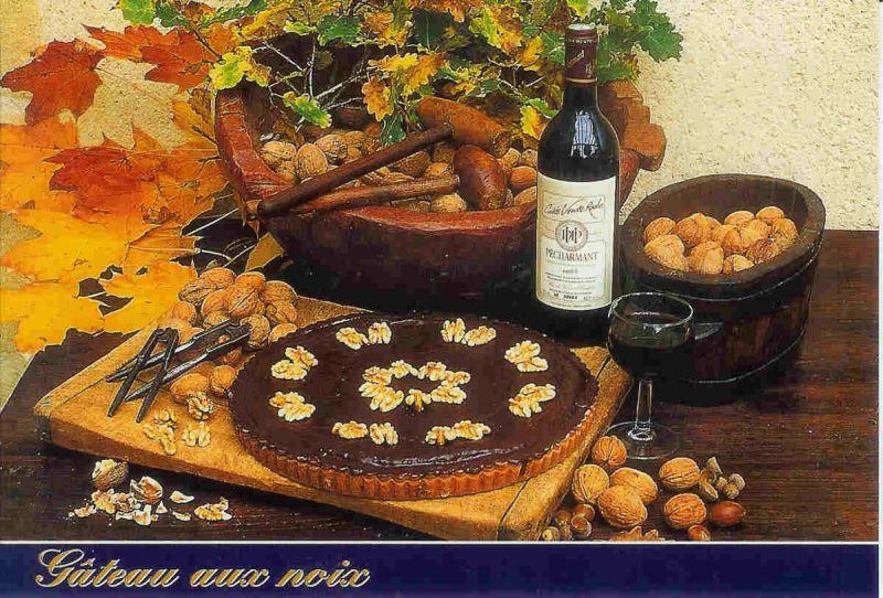 Petits gâteaux aux noix dans 04 - Desserts et douceurs 1006305