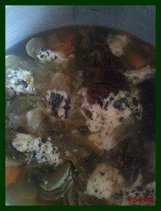 Soupe de légumes à la fourme d'Ambert dans 02 - Entrees 100_6352-soline-228x300